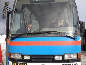 BussSjåfør